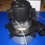 Motor aspiradora tangencial