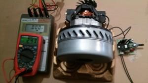 Motor 2 Turb.  con Regulador