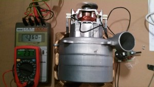 Potencia Máxima de 1.360 W en el Motor de 3 Turbinas