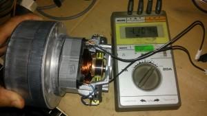 Motor aspiradora 2