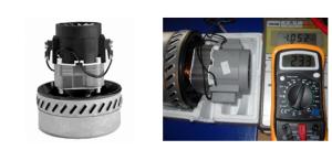 Catálogo Motor Aspiradora